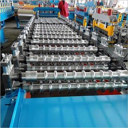 PLC System Roof Roll Forming Machine