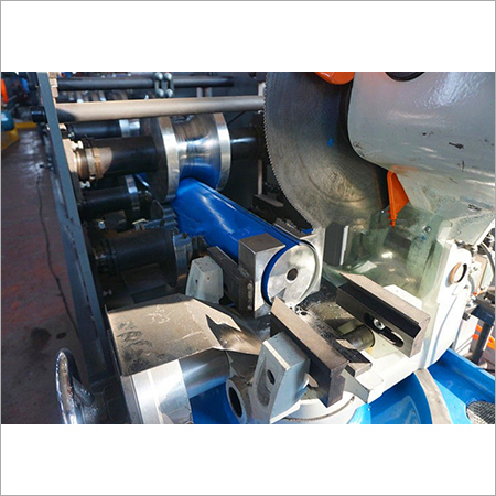 Rain Downspout Roll Forming Machine