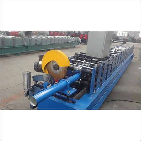 Hydraulic Motor Square Pipe Roll Forming Machine