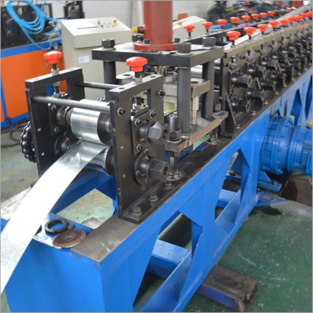 3 Kw Power Downspout Roll Forming Machine