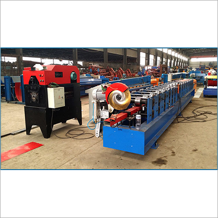 Automatic Downpipe Roll Forming Machine