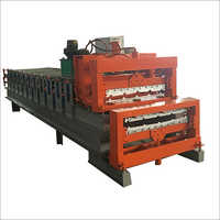 Automatic Corrugated Roof Panel Roll Forming Machine