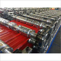 Steel Sheet Double Layer Roll Forming Machine