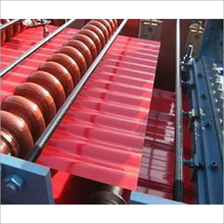 High Speed Metal Roll Forming Machines
