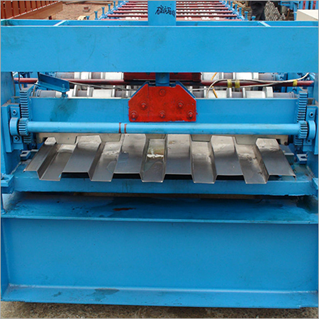 Container Board Roof Roll Forming Machine