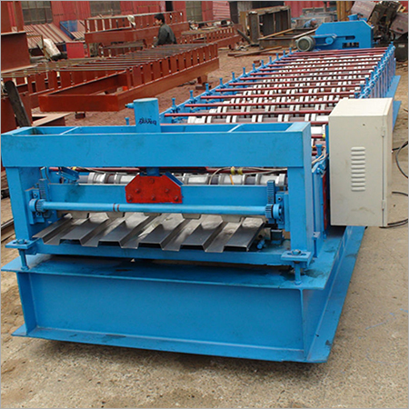 Hydraulic Cutting Steel Roll Forming Machine