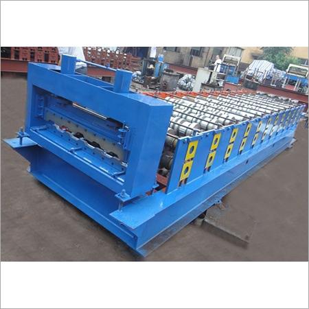 Automatic Standing Seam Metal Roof Machine