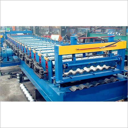 Truck Panel Roll Forming Machine