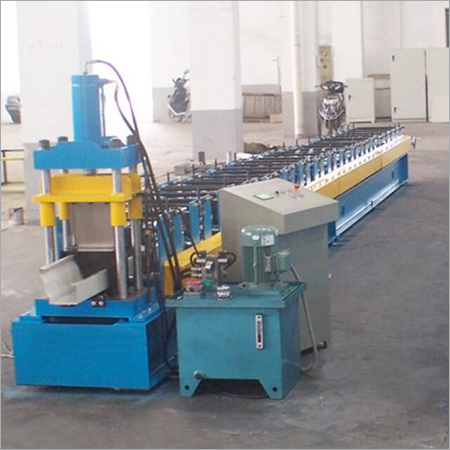 Shutter Door Frame Roll Forming Machine