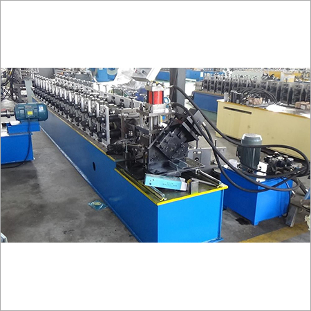 Roller Concrete Door Frame Roll Forming Machine