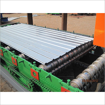 Metal Steel Stud Machine