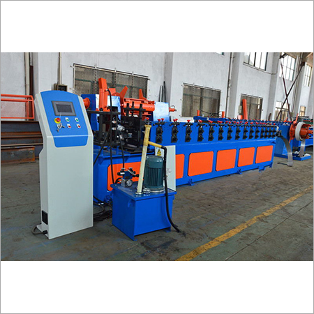 Purlin Roll Forming Machine Production Line