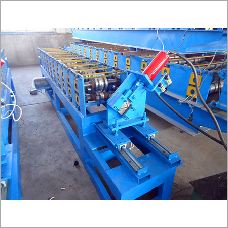 High Efficiency Door Frame Roll Forming Machine