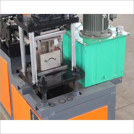 Automatic Steel Slat Roll Former Machine
