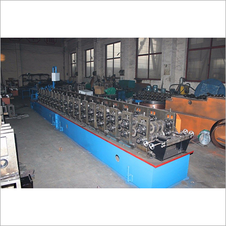 PPGI Sheet Door Frame Roll Forming Machine