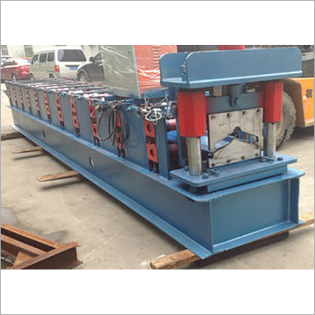 3kw Ridge Cap Roll Forming Machine