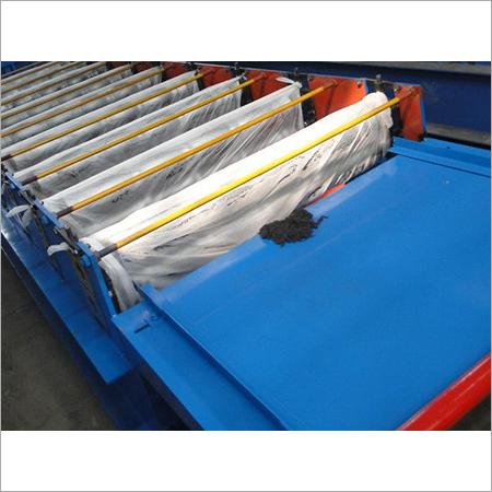 3T Weight Ridge Cap Roll Forming Machine