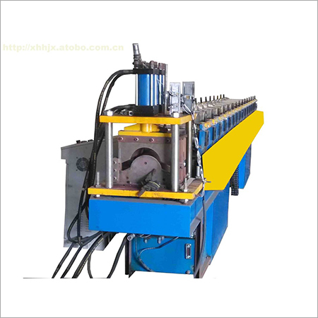 Big Round Ridge Capping Cold Roll Forming Machine