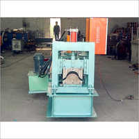 Metal Roof Sheet Ridge Cap Roll Forming Machine