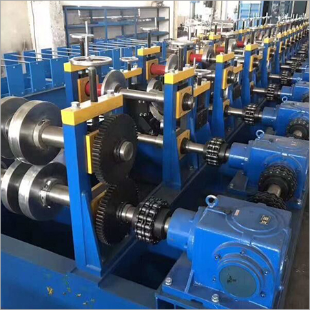 Durable Highway Guardrail Roll Forming Machine