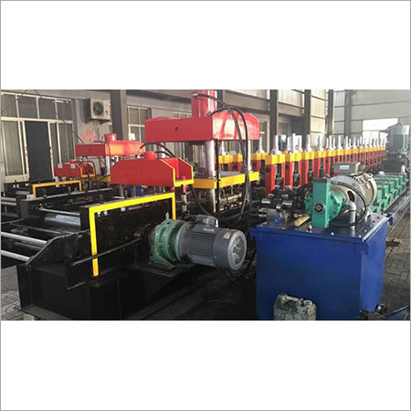 Steel Profile Guardrail Forming Machine