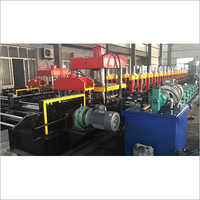 Steel Profile Guardrail Forming Machine