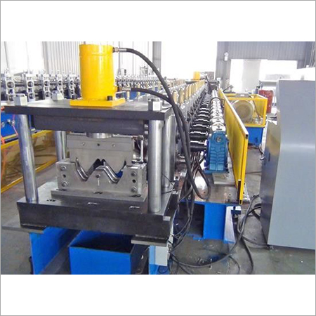 Two Waves Steel Roll Forming Machine