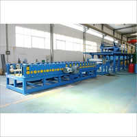 Double Layer Sandwich Panel Roll Forming Machine