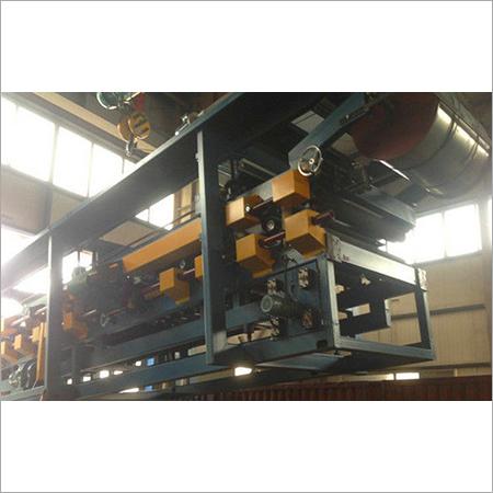 Hydraulic Pressure Sandwich Panel Production Line