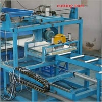 High Speed Sandwich Panel Machine