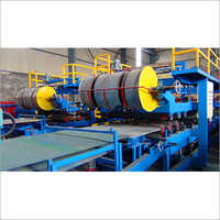 EPS Stuffing Material Sandwich Panel Production Line