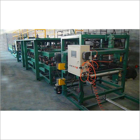 Hydraulic EPS Sandwich Wall Panel Roll Forming Machine