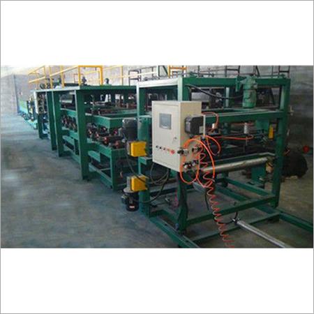 Hydraulic EPS Sandwich Wall Panel Roll Forming Machine