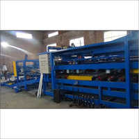 Hydraulic Punching Board Making Machine