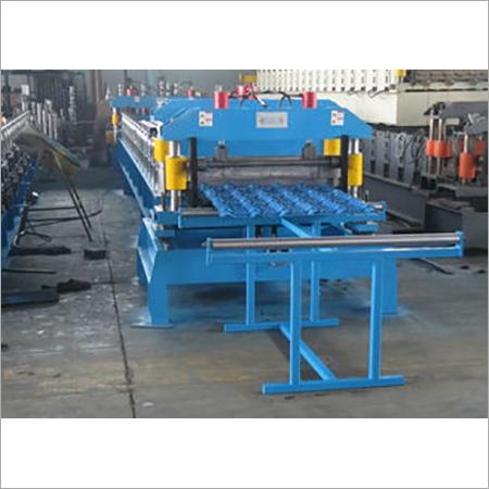PPGI Steel Glazed Tile Making Machine