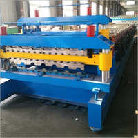 1080 Step Roof Glazed Tile Machine