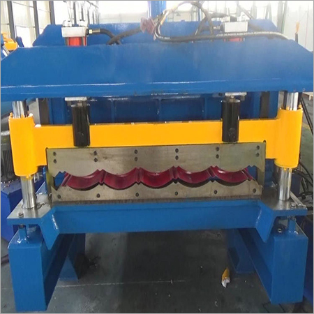 PPGI PPGL Glazed Steel Forming Machines