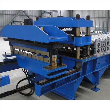 High Efficiency Standing Seam Roll Forming Machine