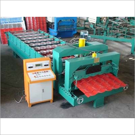 Auto Cutting Glazed Tile Machine