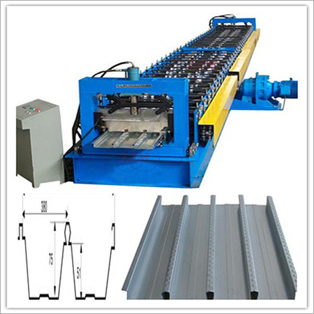 Professional Floor Decking Forming Machine