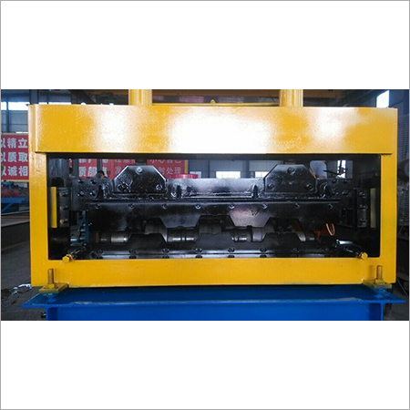 Aluminum Galvanized Floor Deck Roll Forming Machine