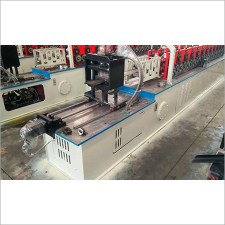 Customized Metal Roller Rolling Door Machine
