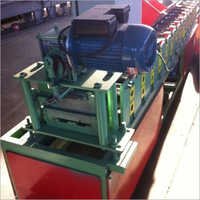 High Degree Automatic Rolling Shutter Machine