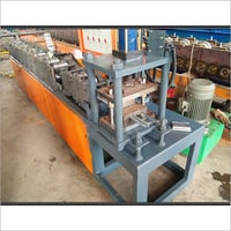 5 Ton Max Load Capacity Roller Shutter Door Machine