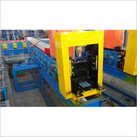 Hydraulic Door Frame Rolling Shutter Making Machine