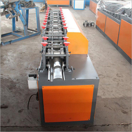 Metal Shutter Door Roll Forming Machine