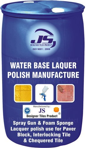 Water Base Lacquer