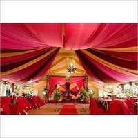 marriage tent