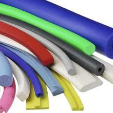 Silicone Rubber Sponge Gaskets