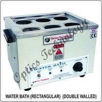 Rectangular Water Bath